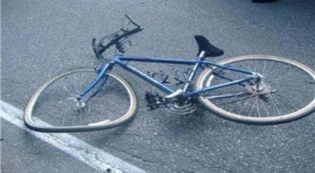 Λάρισα: Αυτοκίνητο παρέσυρε ποδηλάτη στη Νέα Σμύρνη