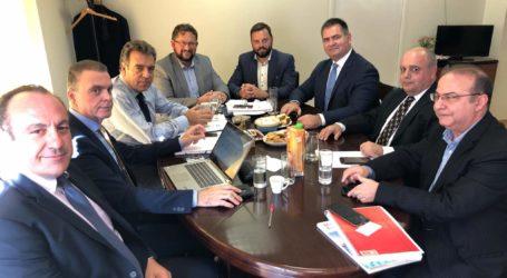 Το Επιμελητήριο Μαγνησίας στη συνάντηση στο Υπουργείο Τουρισμού για τους επαγγελματίες του κλάδου