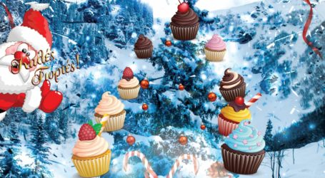 Βόλος: Χριστουγεννιάτικο δέντρο με 7.000 cup cakes θα στολιστεί αύριο
