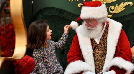 Κι αν υπάρχει τελικά Άγιος Βασίλης…;