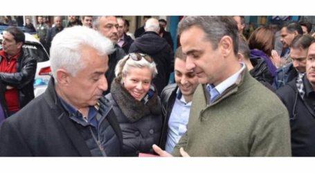 Τετ α τετ Μητσοτάκη – Σιδερόπουλου στη Λάρισα, σύντομα εξαγγελίες για τα αγροτικά
