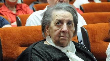 Πέθανε η σπουδαία Βολιώτισσα μαέστρος Τερψιχόρη Παπαστεφάνου [εικόνες]