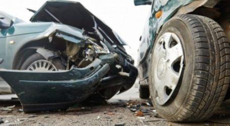 Τροχαίο ατύχημα στον Βόλο – Οδηγός παραβίασε προτεραιότητα
