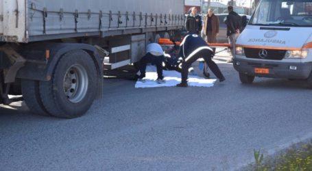 Με εικόνες που σοκάρουν οι κάτοικοι του Αγίου Γεωργίου στη Λάρισα ζητούν άμεσα λύση στην καρμανιόλα της οδού Βόλου