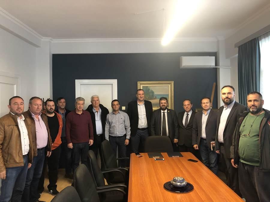 Υπογράφτηκε Πρωτόκολλο Συνεργασίας μεταξύ του Ινστιτούτου Γεωπονικών Επιστημών και του Δήμου Τυρνάβου
