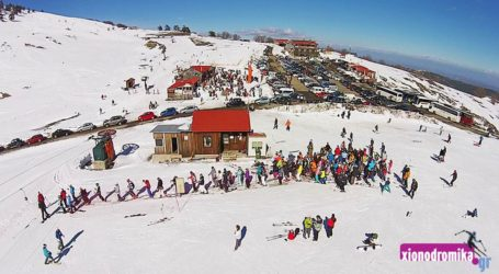 Τα πιο κοντινά χιονοδρομικά για τους Λαρισαίους που θέλουν αυθημερόν χριστουγεννιάτικη απόδραση! Όλες οι πληροφορίες που χρειάζεστε