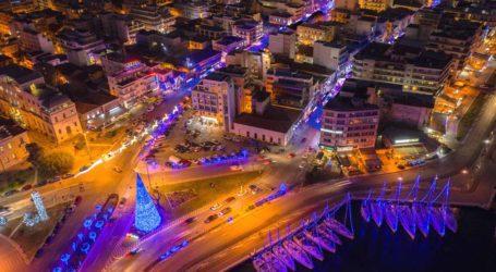 Αύριο η μεγάλη γιορτή του Βόλου – Με Βανδή και Μάστορα φωταγωγείται η πόλη