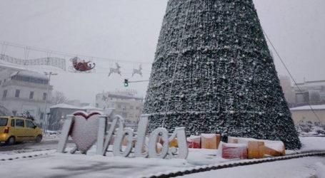 Βόλος: Ανοιχτό όλο το 24ωρο το γραφείο του Δημάρχου λόγω κακοκαιρίας – Συμβουλές και προετοιμασία για τον χιονιά