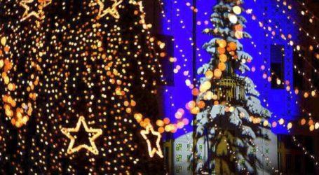 Στις 15 Δεκεμβρίου το άναμμα του Χριστουγεννιάτικου δέντρου στον Τύρναβο