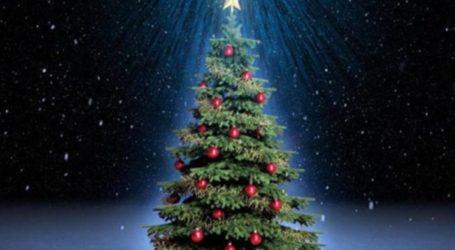 Ανάβουν τα χριστουγεννιάτικα δέντρα στον δήμο Τεμπών