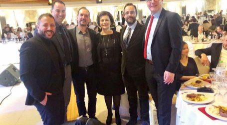 Παρών σε εκδηλώσεις του Βόλου ο βουλευτής Αλ. Μεϊκόπουλος