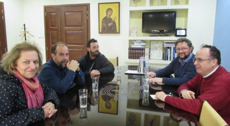 Οι επαγγελματίες της Σκοπέλου στο Επιμελητήριο Μαγνησίας – Τι ειπώθηκε στη συνάντηση