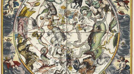 Η πρώτη ομιλία του νέου έτους με θέμα: Η Μυθολογία των αστερισμών