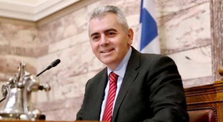 Γιορτάζει ο Μάξιμος Χαρακόπουλος