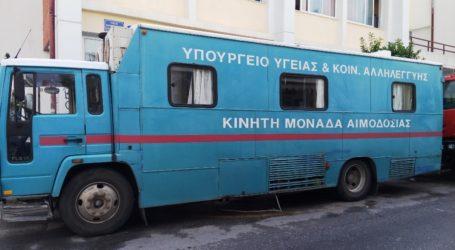 ΜΟΝΑΔΑ ΑΙΜΟΔΟΣΙΑΣ