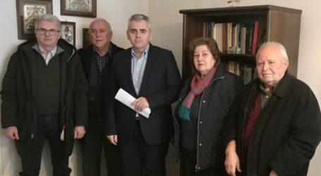 Χαρακόπουλος: «Επανεξέταση στα προβλήματα του οικισμού παραλίας Κουλούρας»
