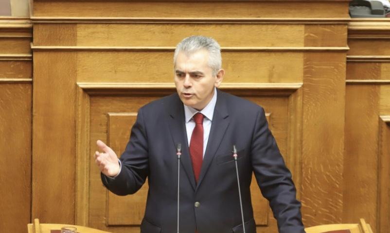 Μάξιμος Χαρακόπουλος βουλή