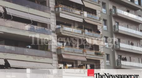 Βόλος: Πήραν… ευλογία από τα μπαλκόνια [εικόνες]