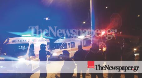 Βόλος: Σοβαρό τροχαίο ατύχημα στον Περιφερειακό – Δύο τραυματίες [αποκλειστικές εικόνες και βίντεο]