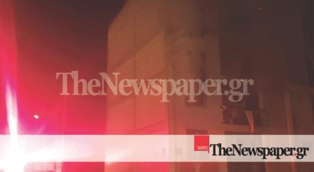 ΤΩΡΑ: Μεγάλη φωτιά σε σπίτι στη Νέα Ιωνία Βόλου [εικόνες και βίντεο]