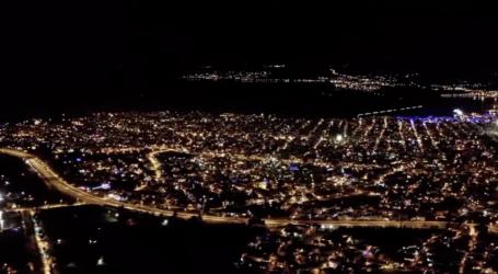 Ο Βόλος υποδέχθηκε με πυροτεχνήματα το 2020 – Δείτε το βίντεο