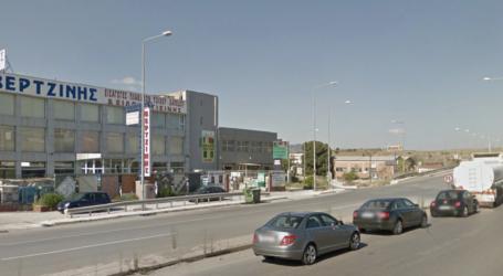 Φανάρια στον κόμβο καρμανιόλα της οδού Λαρίσης βάζει ο Δήμος Βόλου