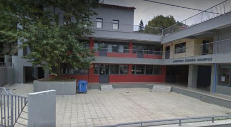Κλειστό το Δημοτικό σχολείο Ανάβρας λόγω παγετού