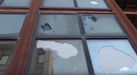 Βόλος: Τα έκαναν γυαλιά καρφιά στο κτίριο της Δευτεροβάθμιας Εκπαίδευσης