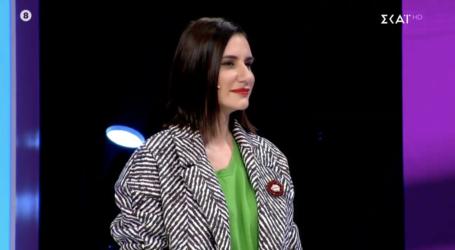 Δεύτερη στο σημερινό επεισόδιο του My Style Rocks η Αμίνα Χακίμ [εικόνες]
