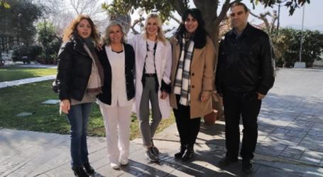 Ξενώνας Αστέγων Βόλου: Ενημερωτική συνάντηση με κοινωνική λειτουργό