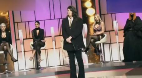 H εμφάνιση της Κορίνας Αδραμιτίδου στο χθεσινοβραδινό gala του My Style Rocks [βίντεο]