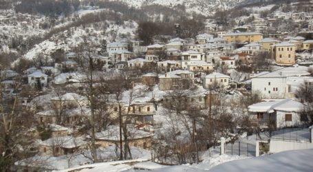 Νέα χιόνια στο Πήλιο – Τι προβλέπουν οι μετεωρολόγοι