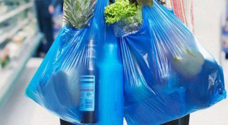 Προς αύξηση η τιμή της πλαστικής σακούλας – Μειώθηκε κατά 80% η χρήση της