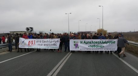 ΕΟΑΣΝΛ: Σταματήστε να διαχωρίζετε τους αγρότες και τα τρακτέρ σε μπλε, πράσινα, κόκκινα
