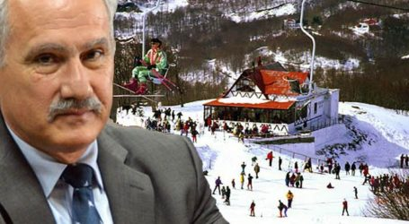 Ιγγλέσης: Κανένας τραυματισμός δε σημειώθηκε στο Χιονοδρομικό κέντρο Πηλίου