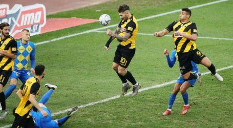 «Κατοστάρισε» ο Λιβάγια – Ποδόσφαιρο – Super League 1 – A.E.K.
