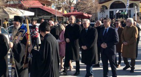 Χαρακόπουλος από Ελασσόνα: Το φως καλύτερων ημερών θα γίνει δυνατότερο!