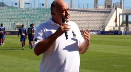 «Καλούμε τους μεγάλους να λύσουν τα προβλήματα που δημιούργησαν» – Ποδόσφαιρο – Super League 1 – ΝΠΣ Bόλος