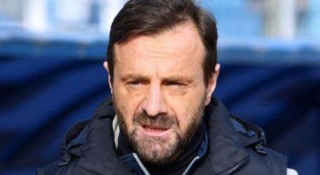 «Ο πρωταρχικός στόχος είναι η ομάδα να μείνει στην κατηγορία» – Ποδόσφαιρο – Super League 1 – Λαμία