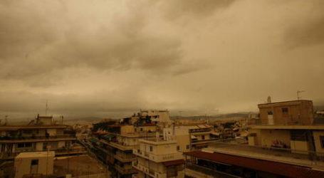 Μαγνησία: Έρχεται αφρικανική σκόνη και βροχές