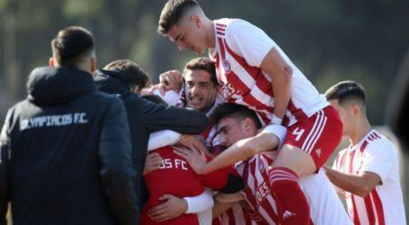 Μεγάλη νίκη για τον Ολυμπιακό στο ντέρμπι των «μικρών» – Ποδόσφαιρο – Super League 1 – Ολυμπιακός – A.E.K.