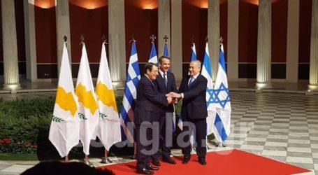 Ελλάδα, Ισραήλ και Κύπρος απαντούν στον Ερντογάν