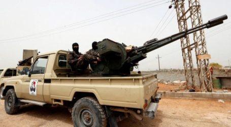 Παραβιάζεται η εκεχειρία στη Λιβύη