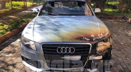 Φωτογραφίες από τα 12 καμένα οχήματα στο Μαρούσι