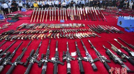 Η δεύτερη μεγαλύτερη κατασκευάστρια όπλων στον κόσμο