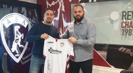 Ανακοίνωσε και Μούζεκ η ΑΕΛ – Ποδόσφαιρο – Super League 1 – Λάρισα