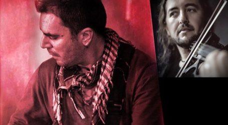 Ο Νίκος Μεργιαλής σε ντουέτο με τον Ιάσων Τουφεξή στην Περισπωμένη
