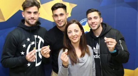 Έκοψε την Πρωτοχρονιάτικη πίτα ο Αστέρας (video) – Ποδόσφαιρο – Super League 1 – Αστέρας Τρίπολης