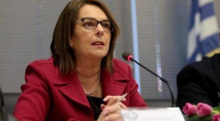 Κ.Παπανάτσιου: Αν πραγματικά ενδιέφερε τη ΝΔ η υπογεννητικότητα, θα έπρεπε να είχε αναθεωρήσει πτυχές του συνολικού της έργου