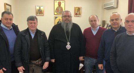 Προοπτικές αναδείξεως των Θρησκευτικών Προσκυνημάτων της Μητροπόλεως Λαρίσης και Τυρνάβου